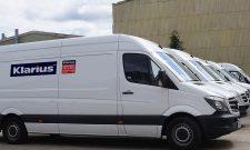 Klarius Delivery Van Fleet